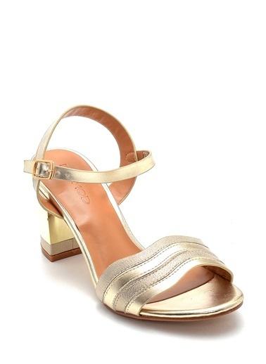 Derimod Sandalet Altın